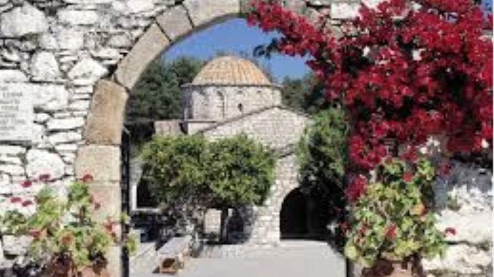 Στη φυλακή για διαρρήξεις σε ναούς και μονές της Ρόδου
