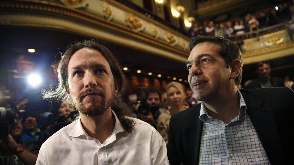 Ιγκλέσιας: «Το λάθος του Τσίπρα ήταν πως πίστεψε πως στην Ευρώπη υπήρχαν δημοκράτες»