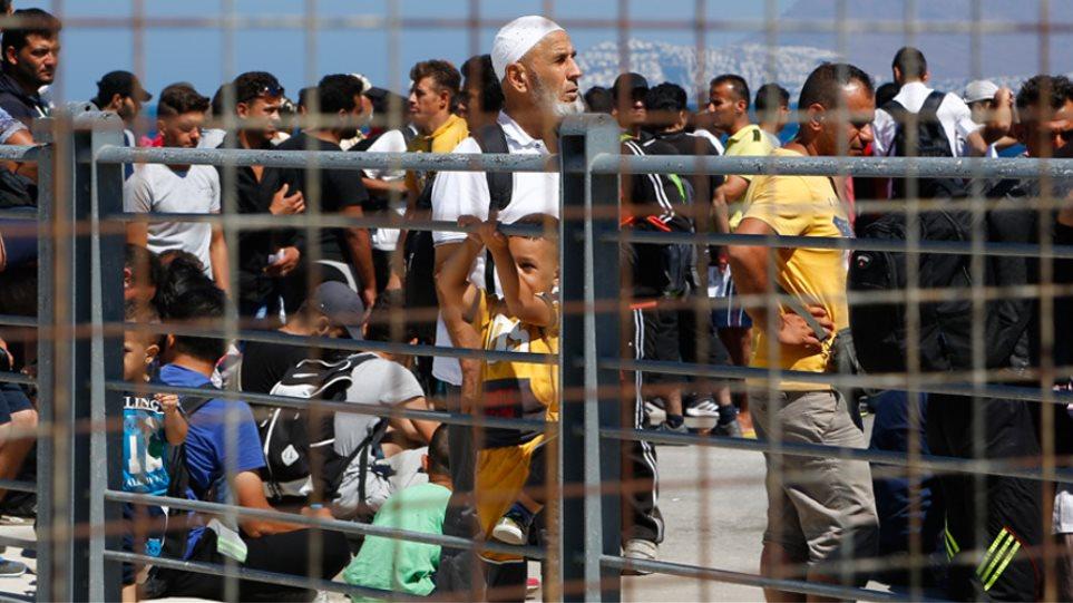 Μεταναστευτικό: Έκαναν σε έξι ημέρες όσα δεν έκανε η Τασία σε έξι μήνες