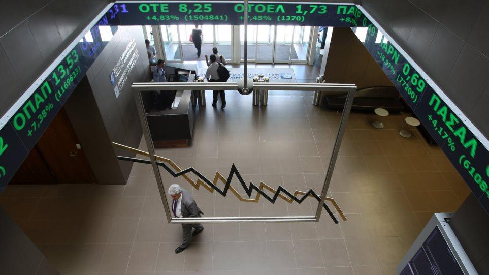 Χρηματιστήριο Αθηνών: Ανοδικό κλείσιμο στο 3,6%