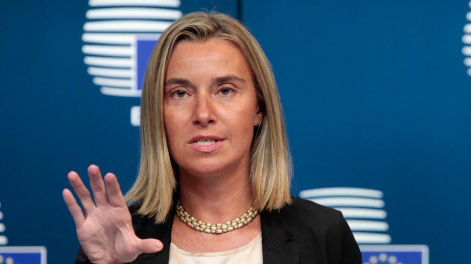 Μογκερίνι: Πρόσθετα μέτρα κατά των διακινητών ανθρώπων στη Μεσόγειο