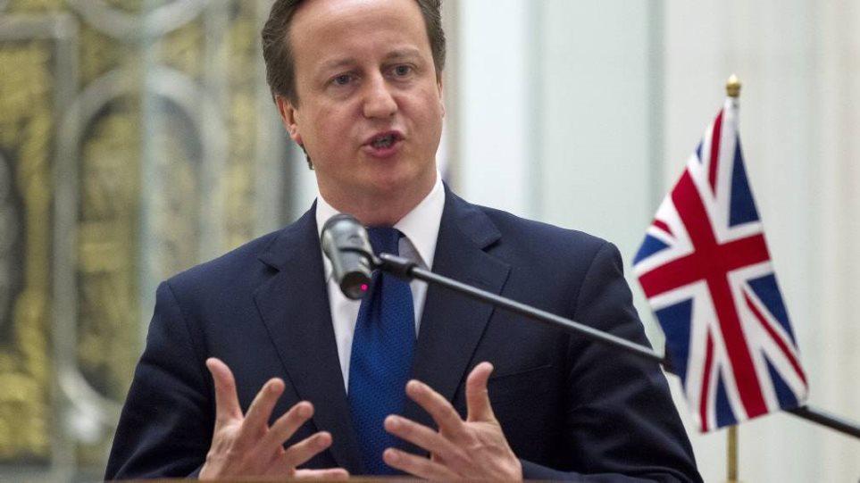 Τριακόσιες χιλιάδες Βρετανοί απαιτούν σχέδιο δράσης για τους πρόσφυγες από τον Κάμερον