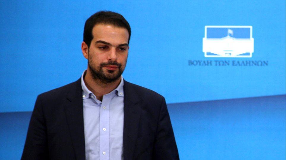 Σακελλαρίδης: Δεν σκέφτηκα ποτέ να αποχωρήσω από τον ΣΥΡΙΖΑ