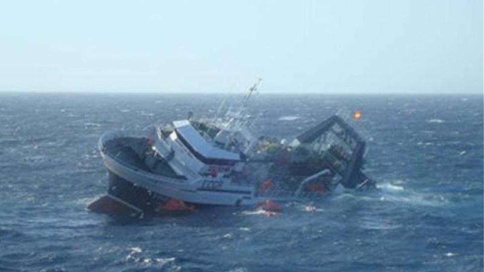 Βρέθηκε η σορός του Έλληνα καπετάνιου του σκάφους που βυθίστηκε στη Σενεγάλη