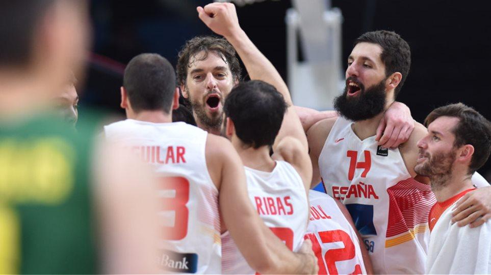 Πρωταθλήτρια Ευρώπης η Ισπανία, σάρωσε 80-63 τη Λιθουανία