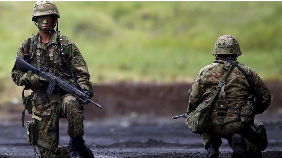 Ιαπωνία: Θα στέλνει στρατό και εκτός συνόρων για πρώτη φορά μετά από 70 χρόνια