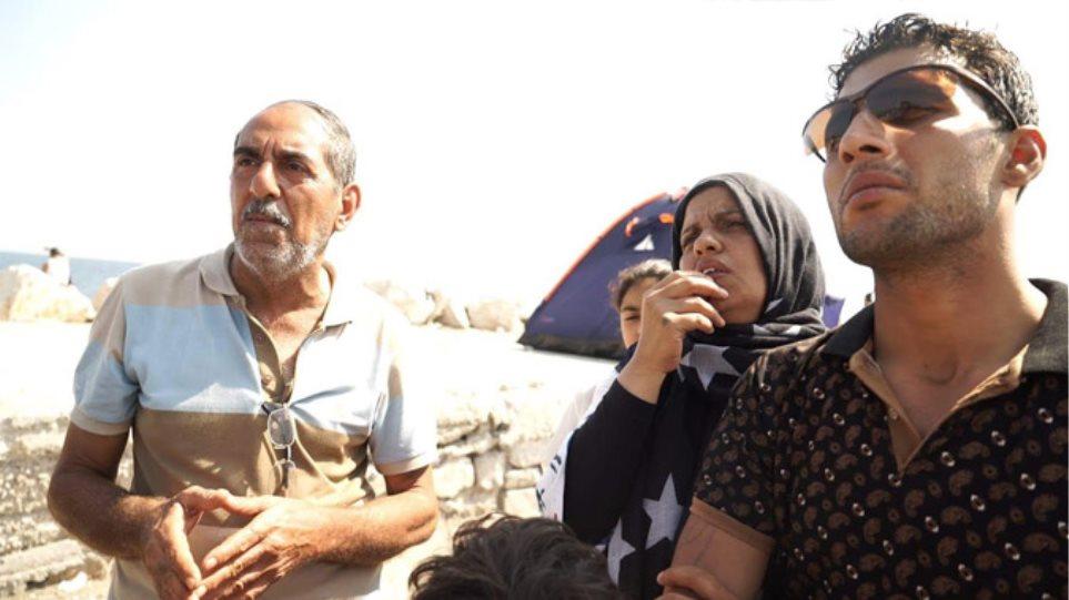 Μυτιλήνη: Μετρούν τις πληγές τους οι μετανάστες που σώθηκαν από το ναυάγιο