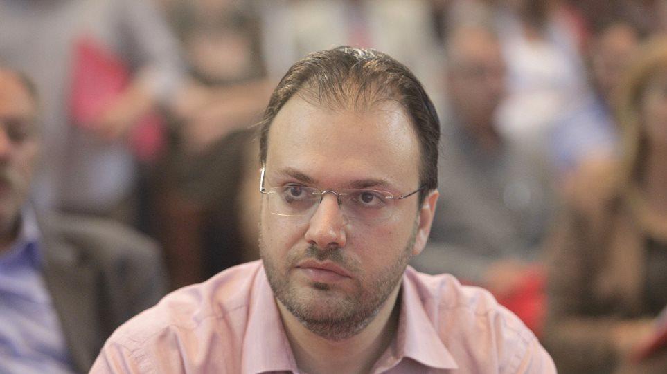 Θεοχαρόπουλος: Έγινε το πρώτο βήμα για τη σύγκλιση των δυνάμεων της σοσιαλδημοκρατίας