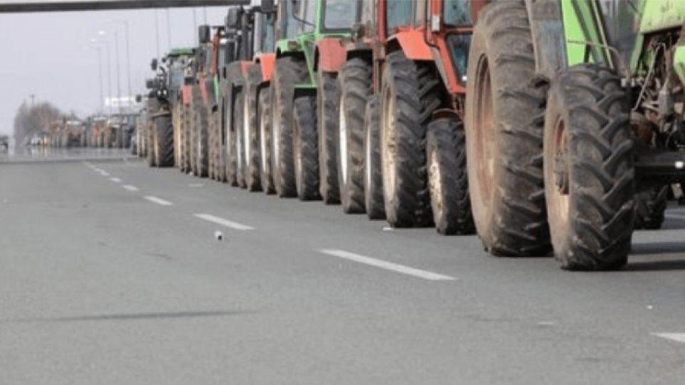 Στάση αναμονής για αγρότες και κτηνοτρόφους