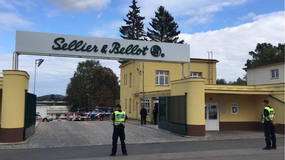 Τσεχία: Αναφορές για νεκρούς από έκρηξη σε εργοστάσιο πυρομαχικών
