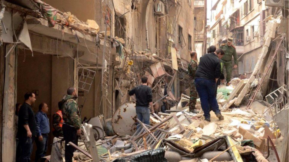 Συρία: Πάνω από 18 άμαχοι νεκροί μετά από βομβαρδισμό των κυβερνητικών