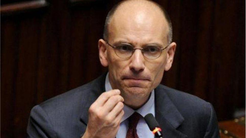«Η ψήφος προς τον ΣΥΡΙΖΑ είναι ψήφος εμπιστοσύνης προς τον Τσίπρα», λέει ο πρώην πρωθυπουργός της Ιταλίας