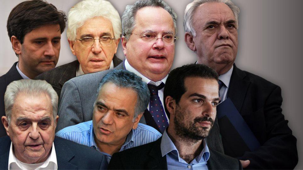 Ποια πρόσωπα ακούγεται ότι θα μπουν στην κυβέρνηση Τσίπρα