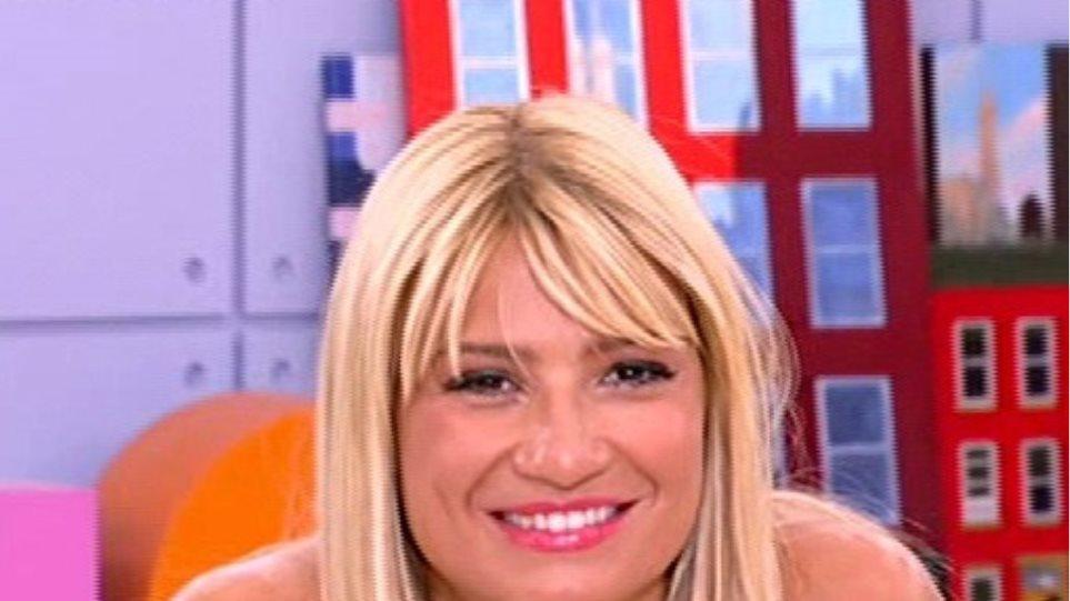 Φαίη Σκορδά: Η φωτογραφία που ανέβασε από τα παρασκήνια του τρέιλερ