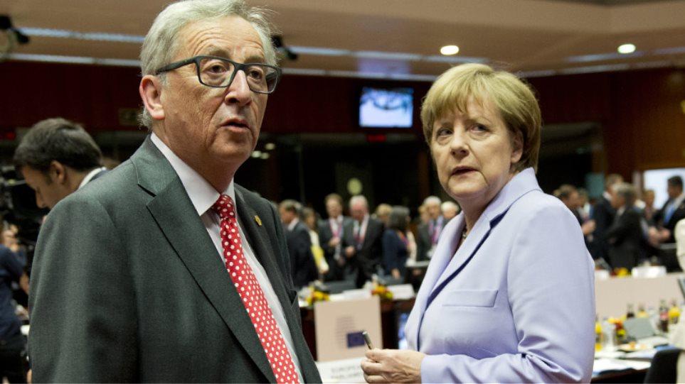 Βερολίνο-Βρυξέλλες «υπενθυμίζουν» στον Τσίπρα: Εφαρμόστε τις μεταρρυθμίσεις