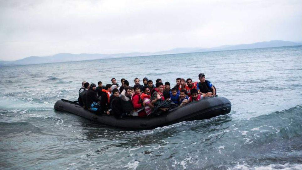 Μυτιλήνη: Και δεύτερο ναυάγιο με πρόσφυγες μέσα σε μία ώρα
