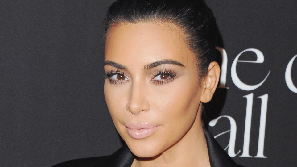 Μεγαλώνει η κοιλιά της Kim Kardashian
