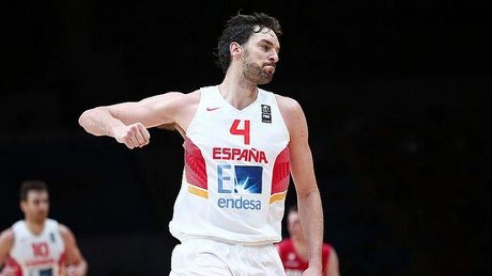 Βίντεο - αφιέρωμα στον Πάου Γκασόλ από τη FIBA