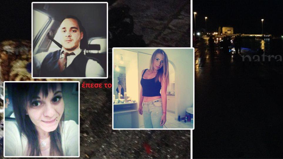 Θρήνος για τους τρεις φοιτητές που σκοτώθηκαν στην Πάτρα