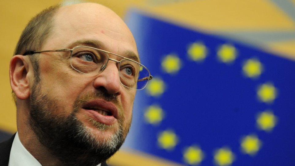 Σουλτς: Θα συμφωνήσουν οι υπουργοί Εσωτερικών της ΕΕ για το προσφυγικό