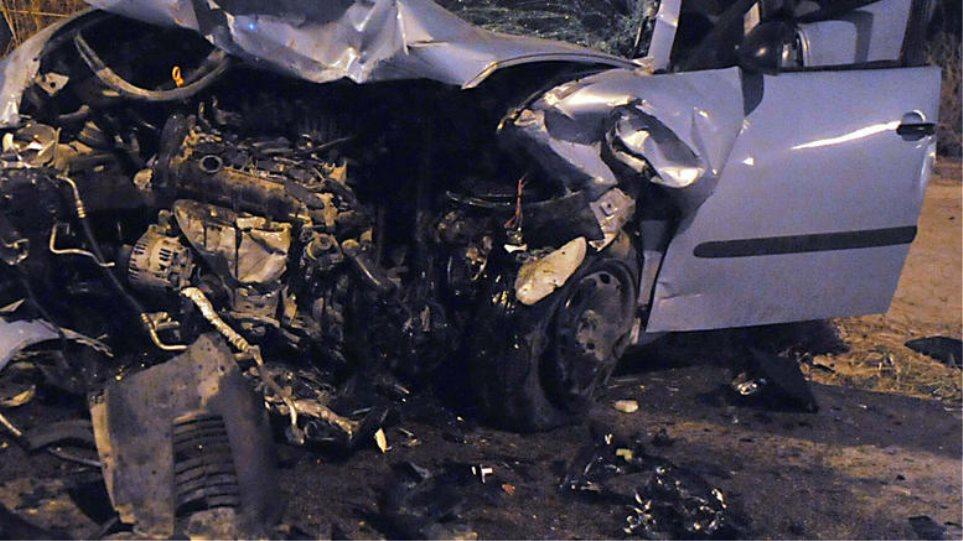 Μαρούσι: Σοβαρό τροχαίο με δυο νεκρούς και δυο τραυματίες