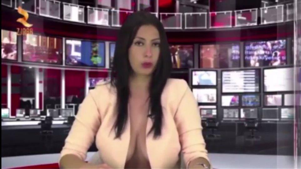 Βίντεο: Δείτε τα... όπλα που χρησιμοποίησε Αλβανίδα για να γίνει παρουσιάστρια