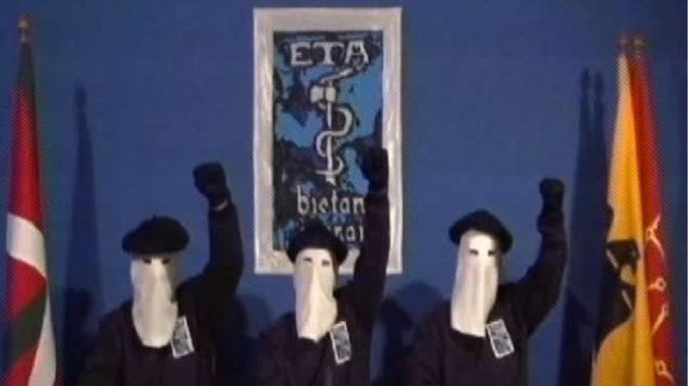 Συνελήφθησαν δύο ηγετικά στελέχη της βασκικής αυτονομιστικής οργάνωσης ΕΤΑ
