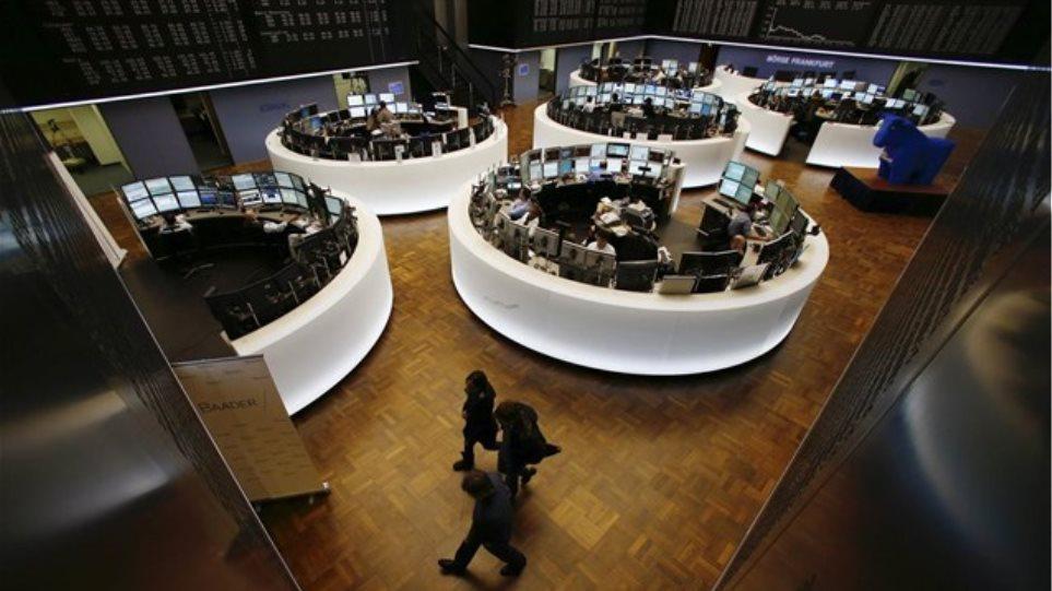Νευρικότητα στα ευρωπαϊκά χρηματιστήρια