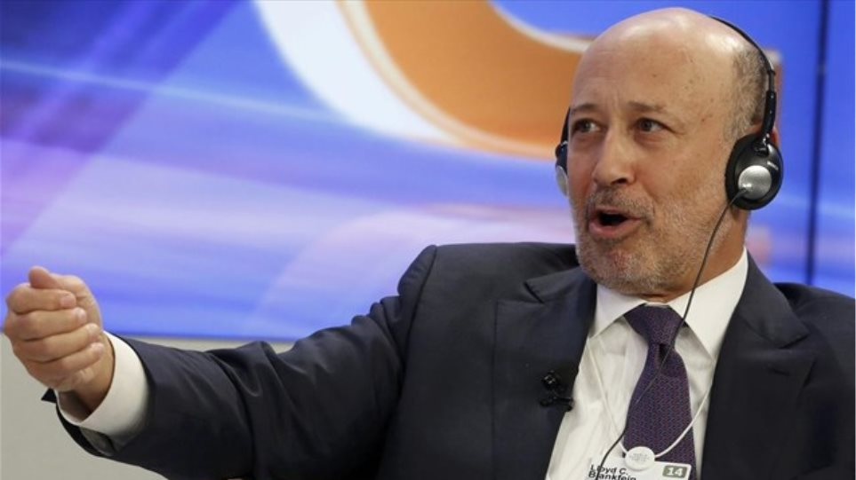 Από λέμφωμα πάσχει ο επικεφαλής της Goldman Sachs