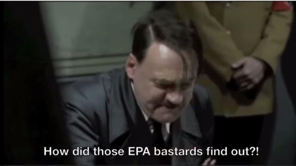 Βίντεο: Τι είπε ο... Χίτλερ για το σκάνδαλο με την VW