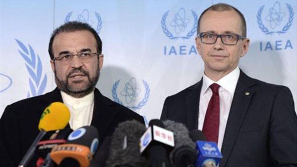 Πρόοδος στη συνεργασία του Ιράν με τη Διεθνή Υπηρεσία Ατομικής Ενέργειας