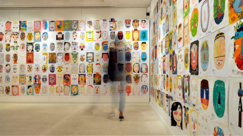 Ένα μουσείο… 5000 ζωγραφιές