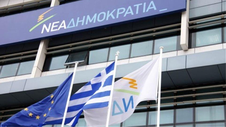 Βαριές κουβέντες Γεωργιάδη-Αντώναρου στο twitter για την διαδοχή στη ΝΔ