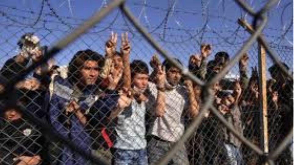 Χωρίς σίτιση τα κέντρα κράτησης μεταναστών