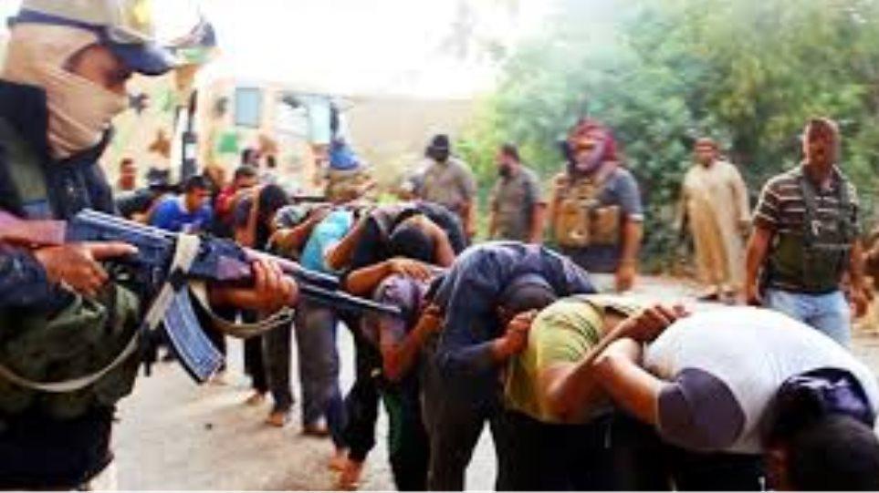 Συρία: Τζιχαντιστές εκτέλεσαν δημοσίως δέκα ομοφυλόφιλους