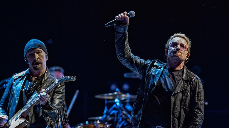 Σουηδία: Αναβλήθηκε συναυλία των U2 για λόγους ασφαλείας