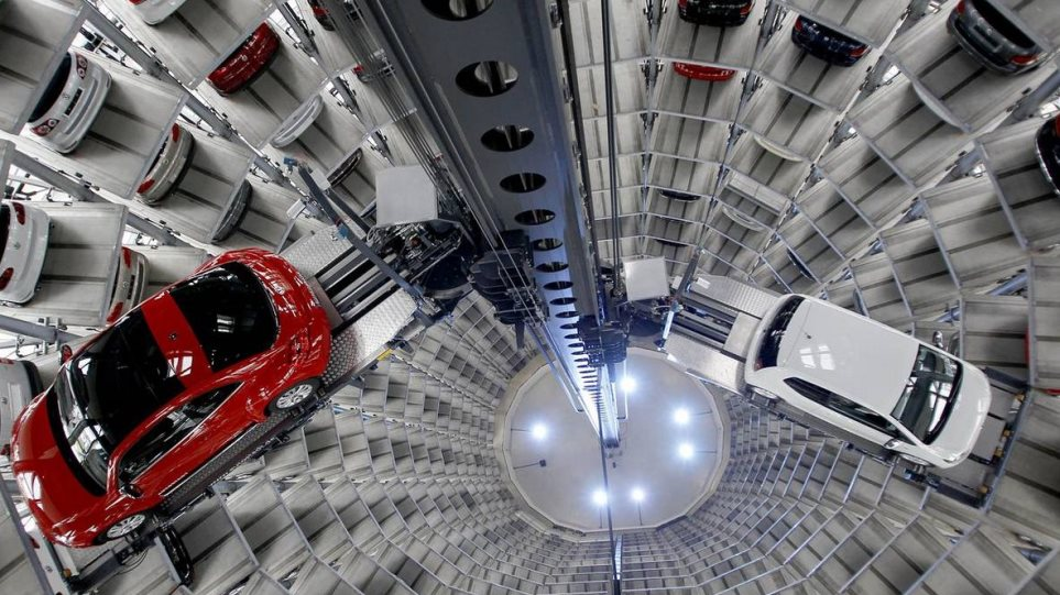 11 εκατομμύρια αυτοκίνητα επηρεάζονται συνολικά από το σκάνδαλο της Volkswagen