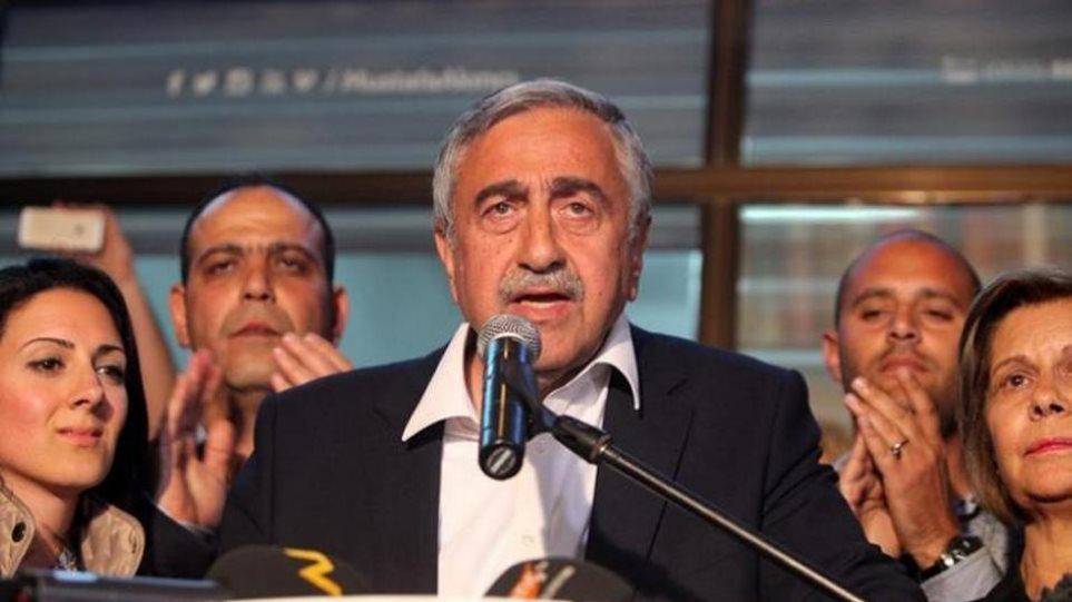 Μήνυμα Ακιντζί για λύση του Κυπριακού με αφορμή το Μπαϊράμι
