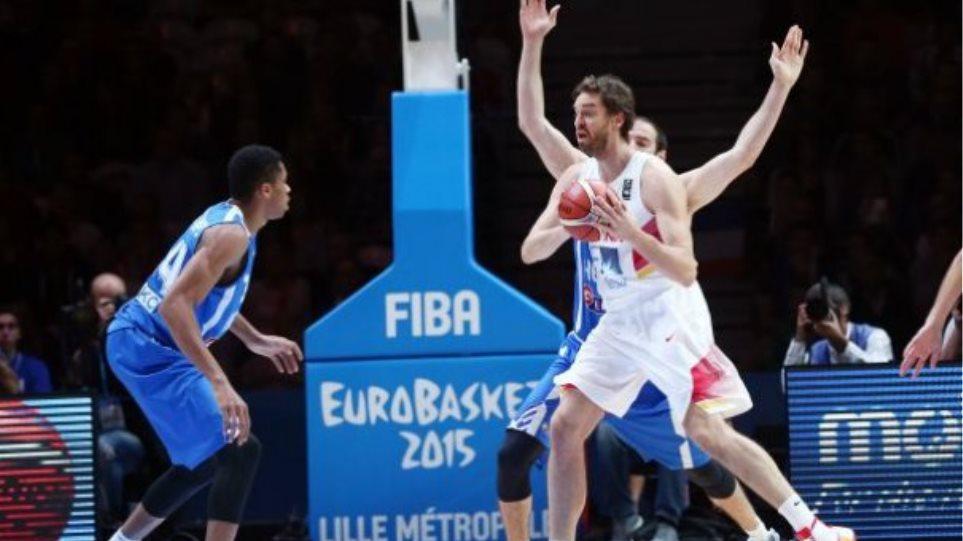 Βίντεο: Με Αντετοκούνμπο το TOP 10 του Eurobasket
