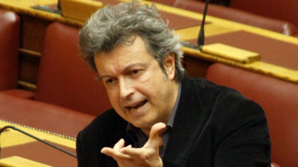 Τατσόπουλος για Δημήτρη Καμμένο: Ντράπηκα που αυτός ο κύριος υπουργοποιήθηκε