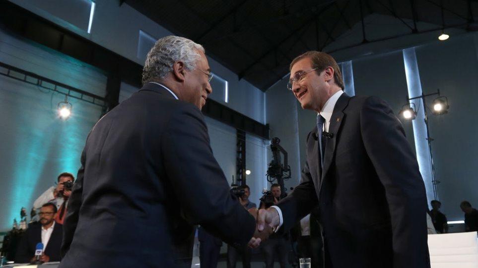 Πορτογαλία: Ο κυβερνητικός συνασπισμός προηγείται των Σοσιαλιστών