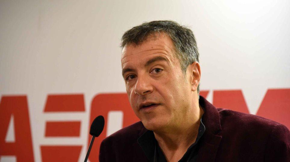 Σταύρος Θεοδωράκης: Το 4% δεν είναι ήττα - Ήττα είναι που έχουμε ξανά κυβέρνηση ΣΥΡΙΖΑ - ΑΝΕΛ