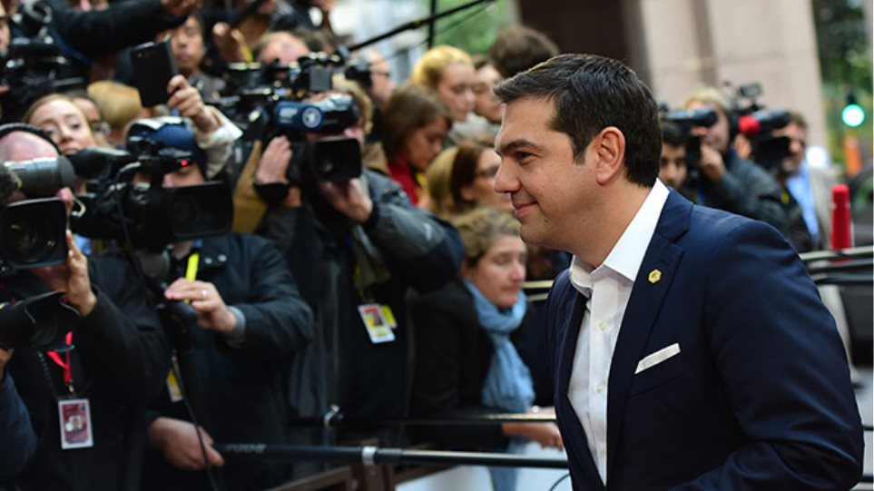 Τσίπρας: Ο ελληνικός λαός κατανοεί ότι η απόφαση να μείνει η χώρα στην ευρωζώνη, ήταν σωστή
