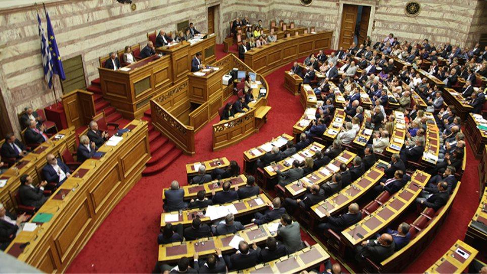 Πήρε ψήφο εμπιστοσύνης η κυβέρνηση από 155 βουλευτές