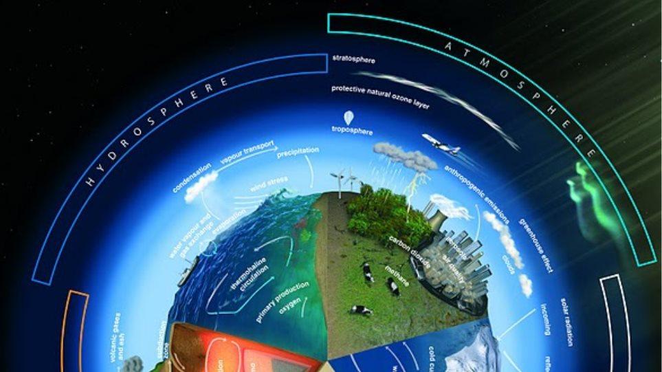Η «σιδερένια καρδιά» της Γης συνεχώς μεγαλώνει - Σχηματίστηκε πριν από ένα έως 1,5 δισεκ. χρόνια