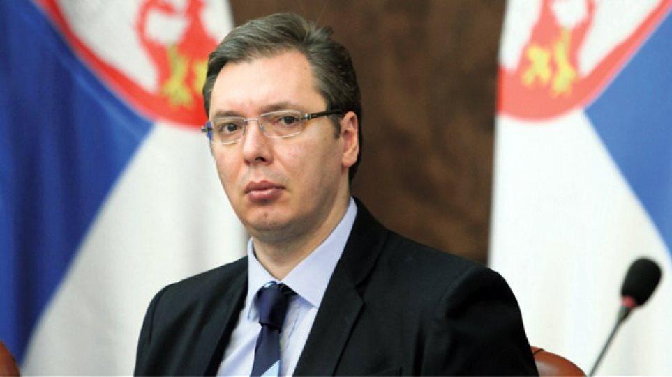 Βούτσιτς: Καμία επικοινωνία με τον Αλβανό πρέσβη για 6 μήνες