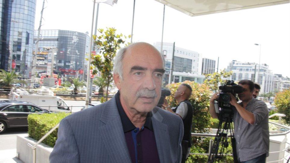 Μεϊμαράκης: Ο Βούτσης να εκφράσει το Κοινοβούλιο, όχι την κυβέρνηση