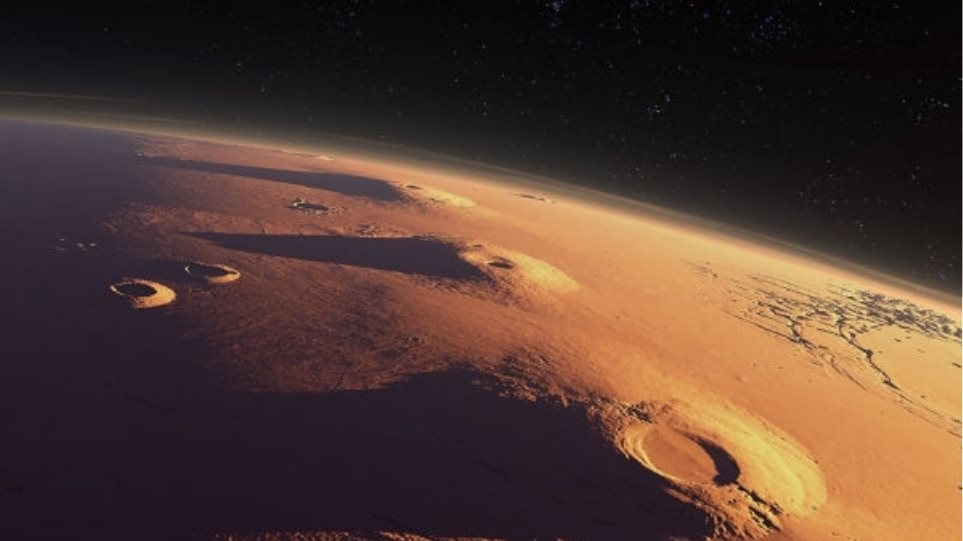 Υπήρχαν αρχαίες λίμνες στον Άρη;