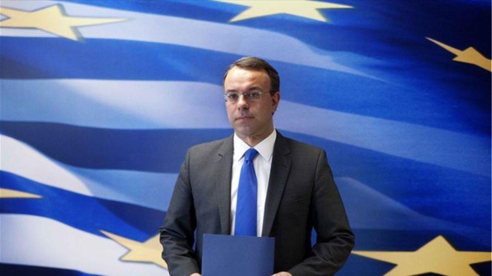 Xρ. Σταϊκούρας: «Αυτά είναι τα 8 πιο κραυγαλέα ψέματα που είπε ο Τσίπρας στις προγραμματικές δηλώσεις»