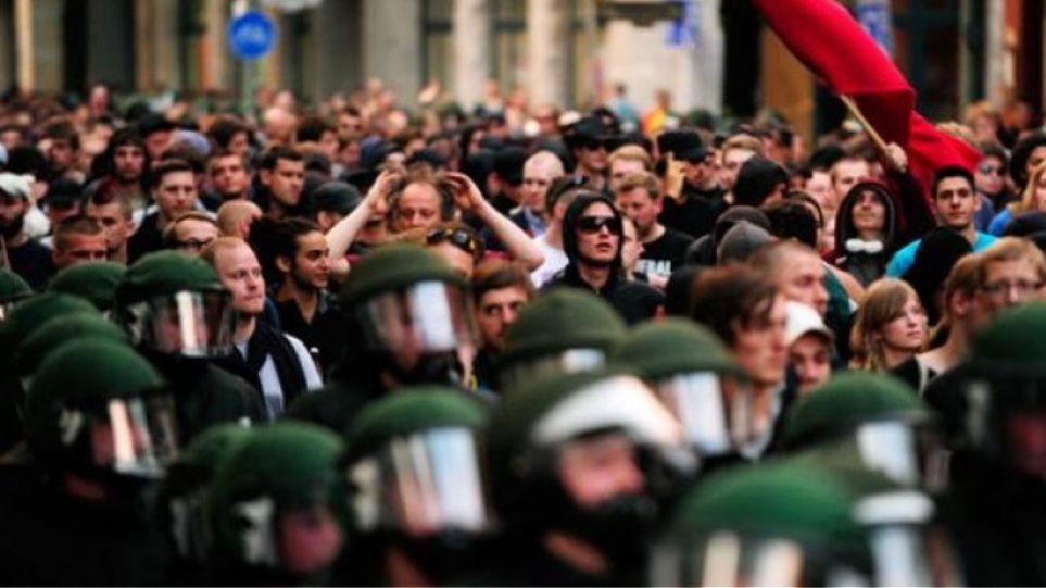 Γερμανία: Μεγάλη διαδήλωση κατά της εμπορικής συμφωνίας ΕΕ-ΗΠΑ το Σάββατο